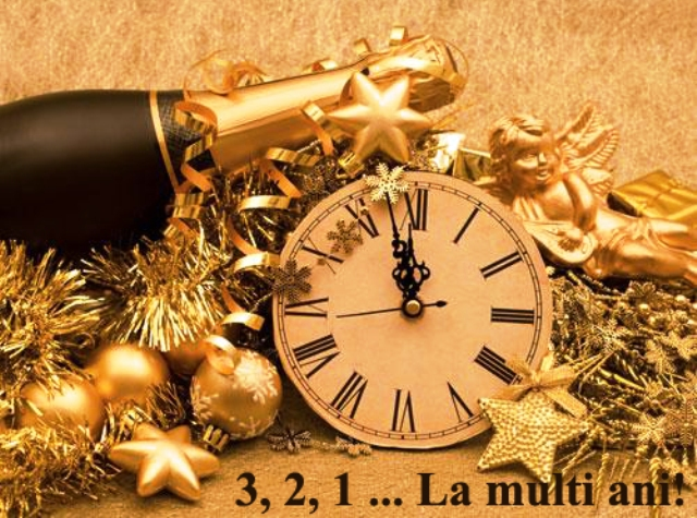 Felicitari urari si mesaje de Anul Nou 2016