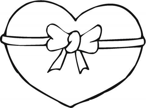 Desene De Colorat Valentines Day