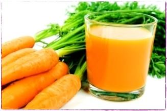 Sucul de morcovi si beneficiile sale asupra organismului