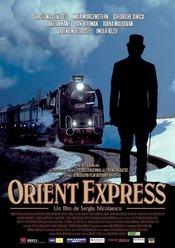 Sergiu Nicolaescu Orient Express film