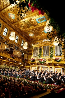 Concertul de Anul Nou de la Viena 2014 cu Daniel Barenboim