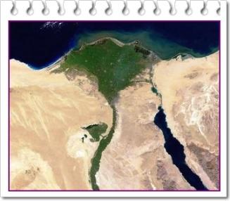 Delta Nilului darul marelui fluviu