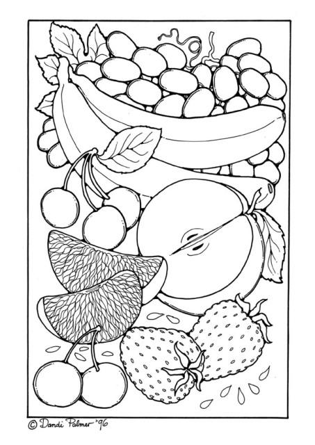 Ananas Banane Capsuni Si Fragute Cirese Si Visine Citrice Fructe De