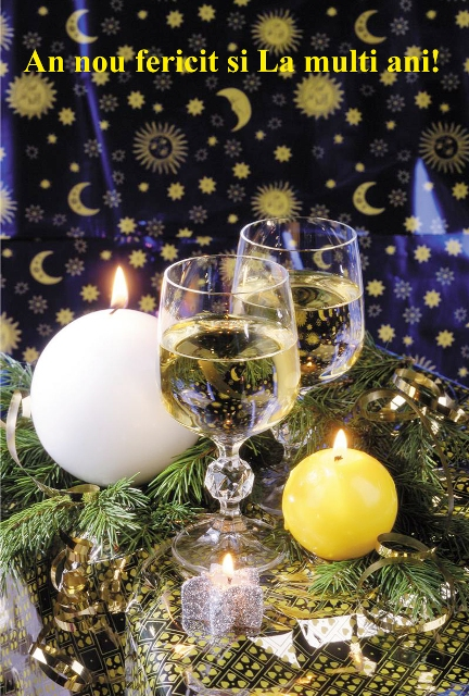 Mesaje sms urari si felicitari de Anul Nou 2013