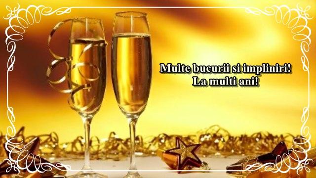 Felicitari de Anul Nou 2013