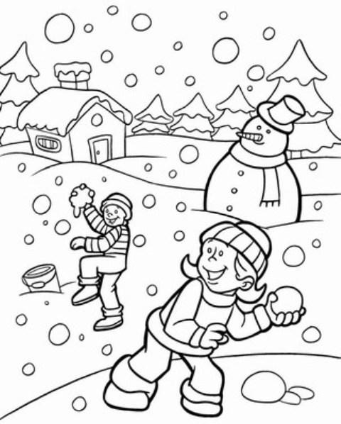 Iarna Anotimpul Magiei Si Al Bucuriei Fulgi De Nea Veselie Bulgari De