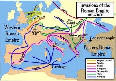 Migratiile popoarelor germanice
