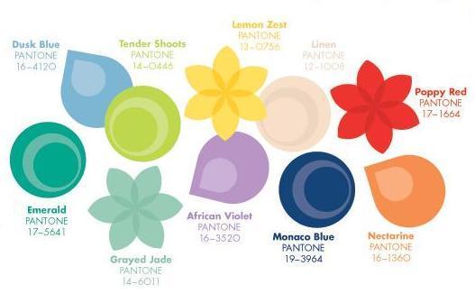 tendinte culori primavara vara 2013 femei