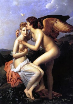 Legenda lui Eros si Psyche