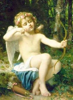 Cupidon zeul iubirii