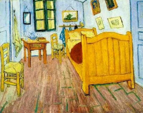 Pictura Camera lui Van Gogh din Arles