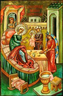 Nasterea Maicii Domnului sau Sfanta Maria Mica