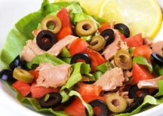 Salata din peste retete