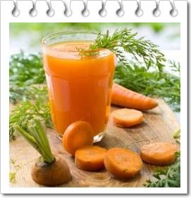 Din medicina traditionala morcovul