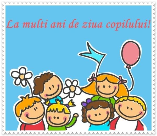 1 iunie ziua copilului felicitare