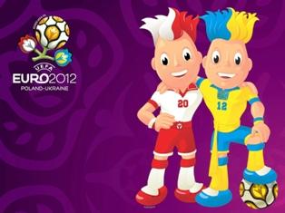 Programul TV si orele de desfasurare EURO 2012