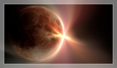 Eclipse de soare sau de luna