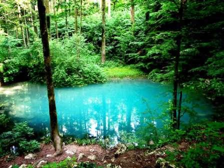 Lacul Ochiul Beiului legenda