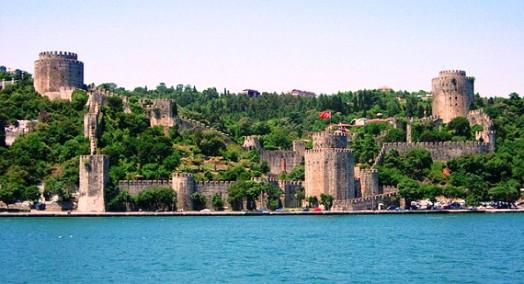 Castelul si fortareata europeana Rumeli Hisari